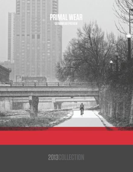 Primal Wear Winter Lookbook // Cover